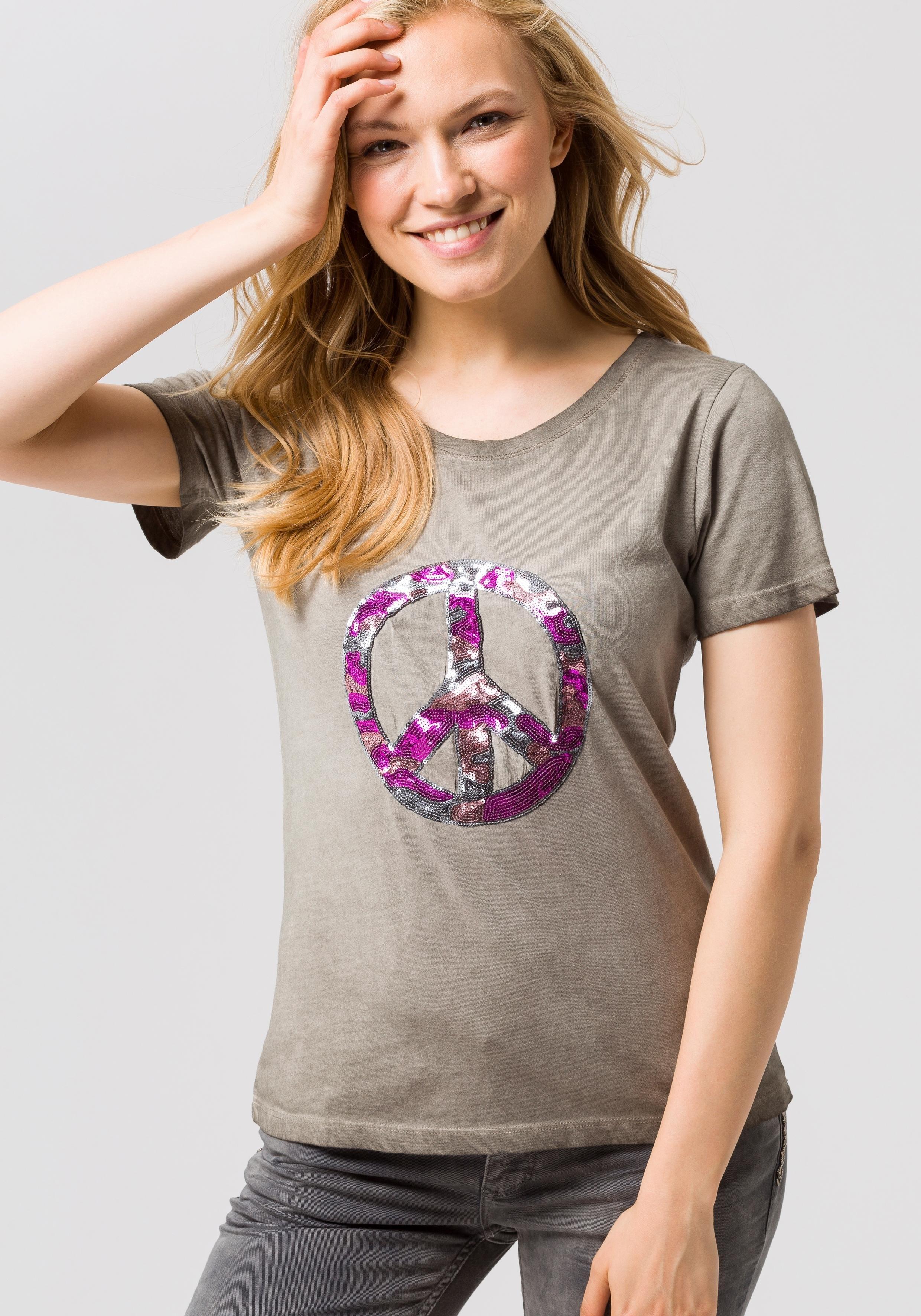 Coccara T-shirt »IRENE« bij OTTO online kopen