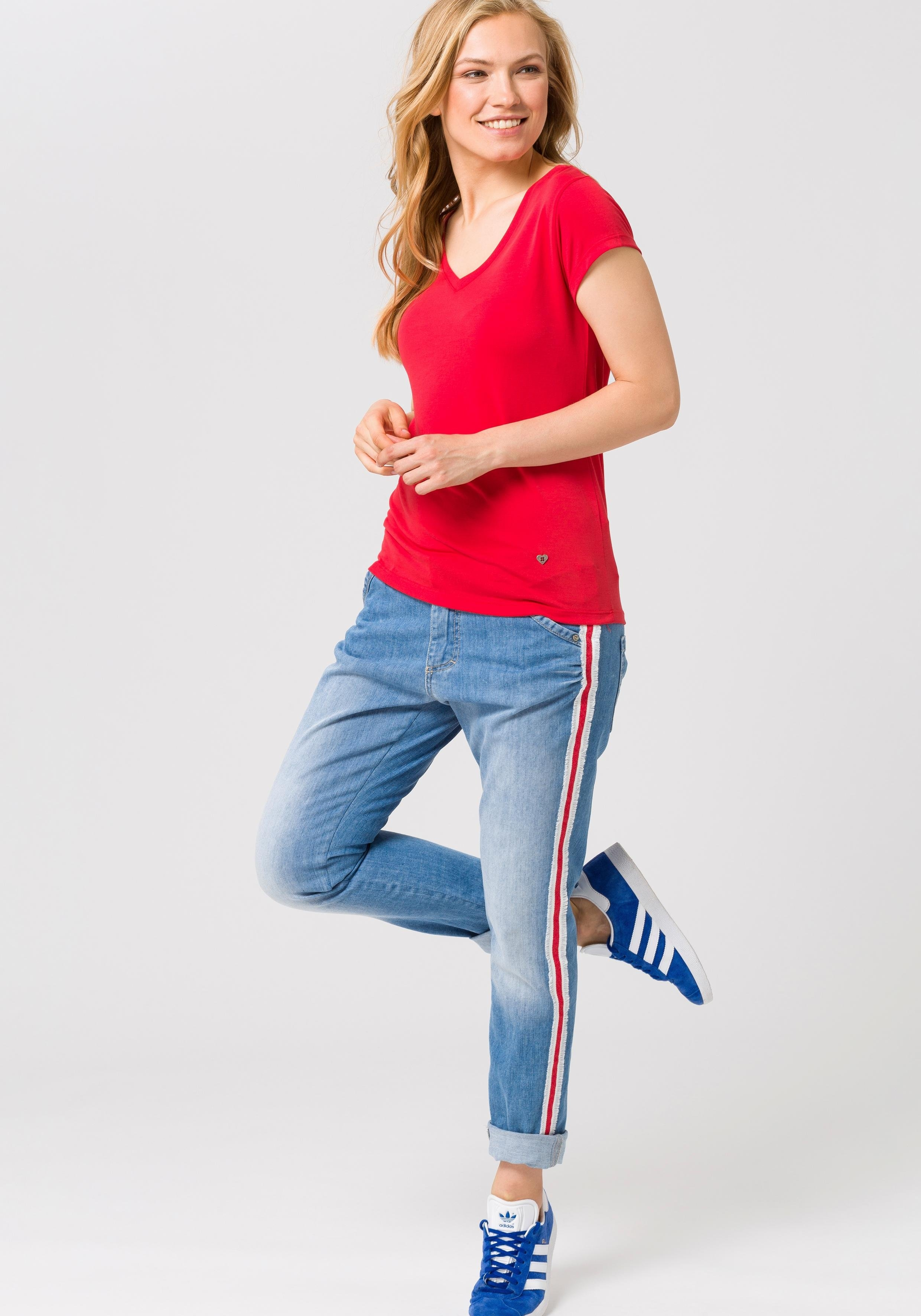Please Jeans Online Bij Boyfriend Jeansp85a K1c3TJlF
