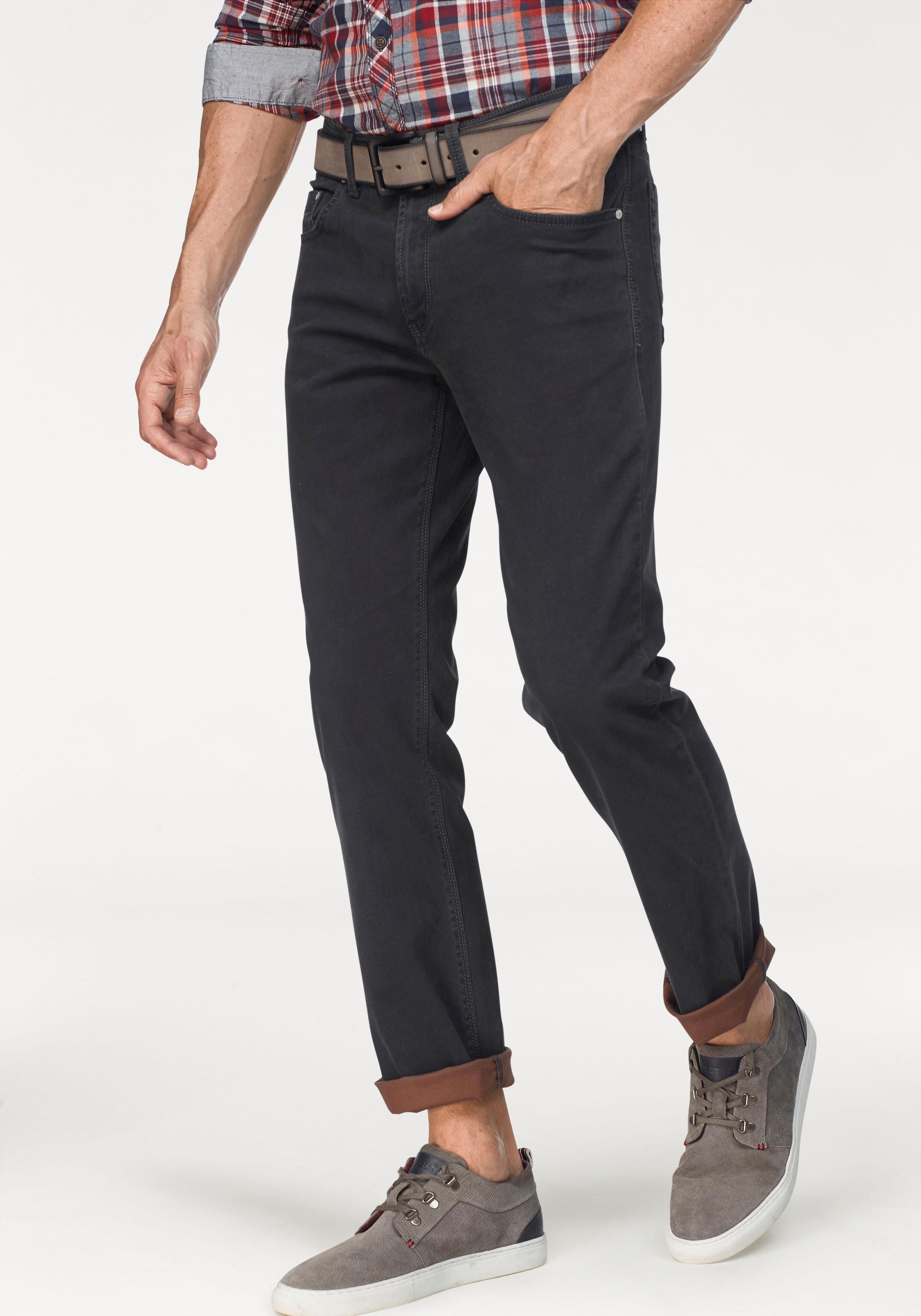 Pioneer Authentic Jeans stretchbroek »Rando« online kopen op otto.nl