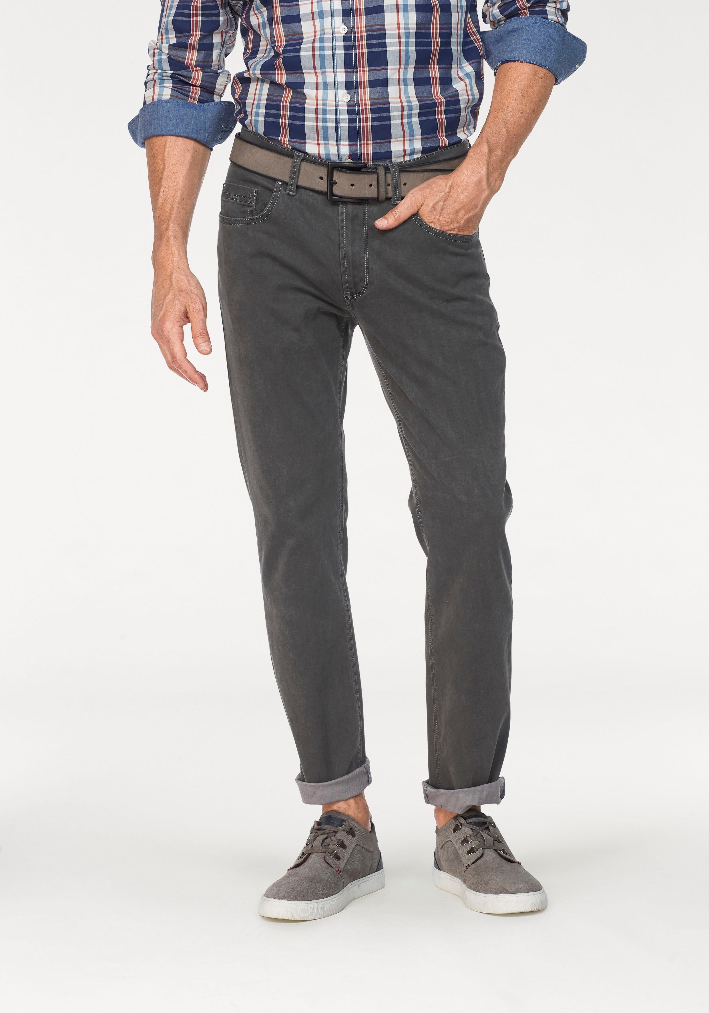 Pioneer_textil Pioneer Authentic Jeans stretchbroek »Rando« online kopen op otto.nl