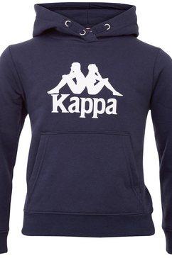 kappa hoodie blauw