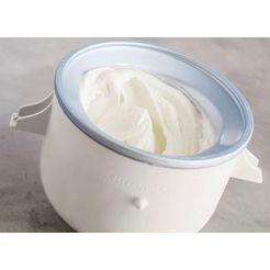 kitchenaid ijsmaker-opzetstuk 5kica0wh dubbelwandige ice kom wit