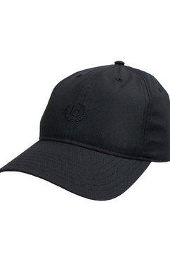 bugatti baseballcap zwart