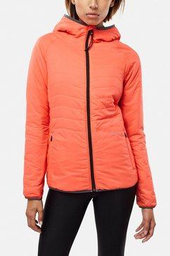 o'neill fleece vest »kinetic windbreaker« oranje