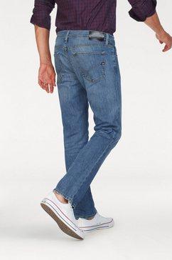 gas regular fit jeans »morris« blauw