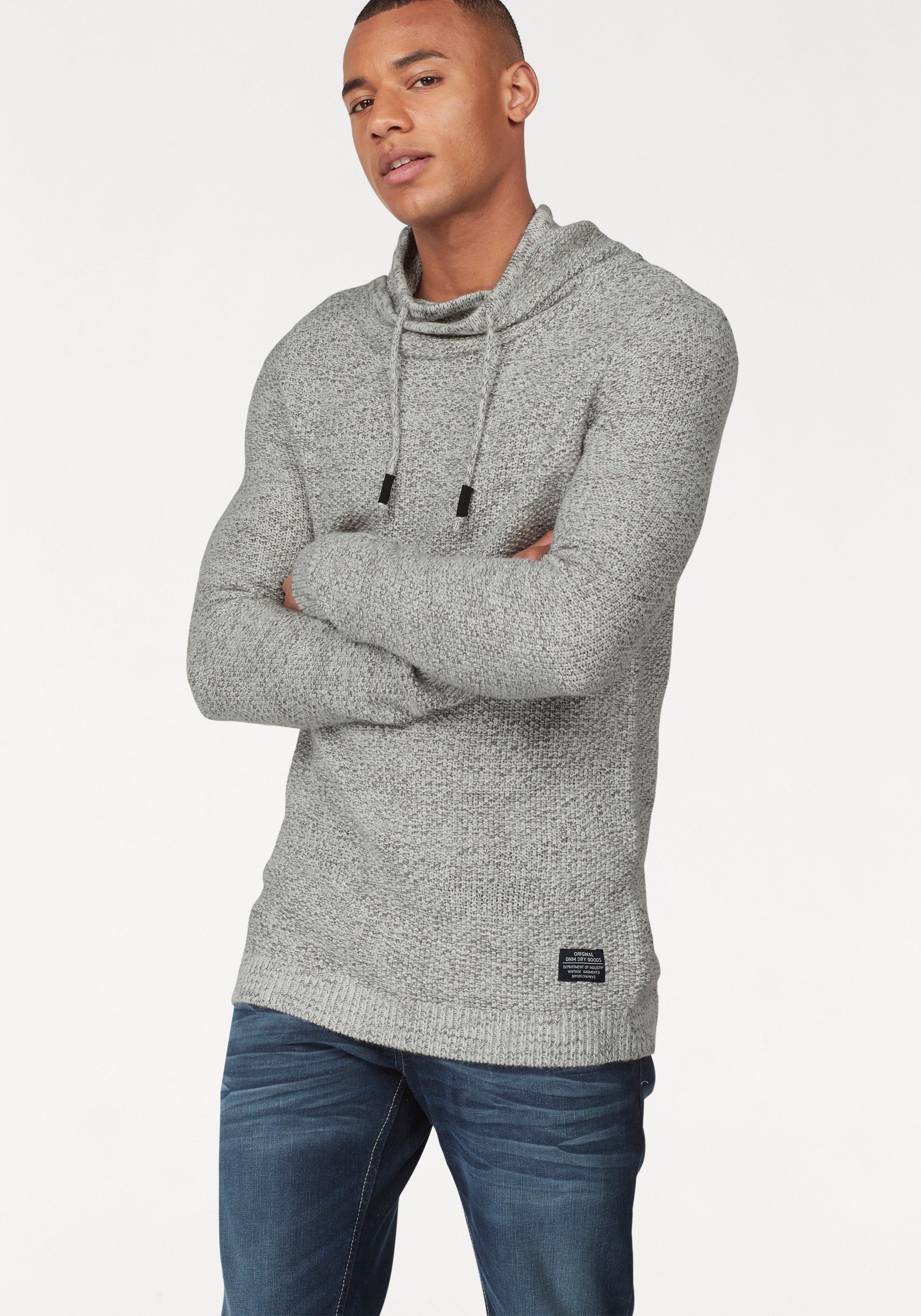 John Devin trui met sjaalkraag veilig op otto.nl kopen
