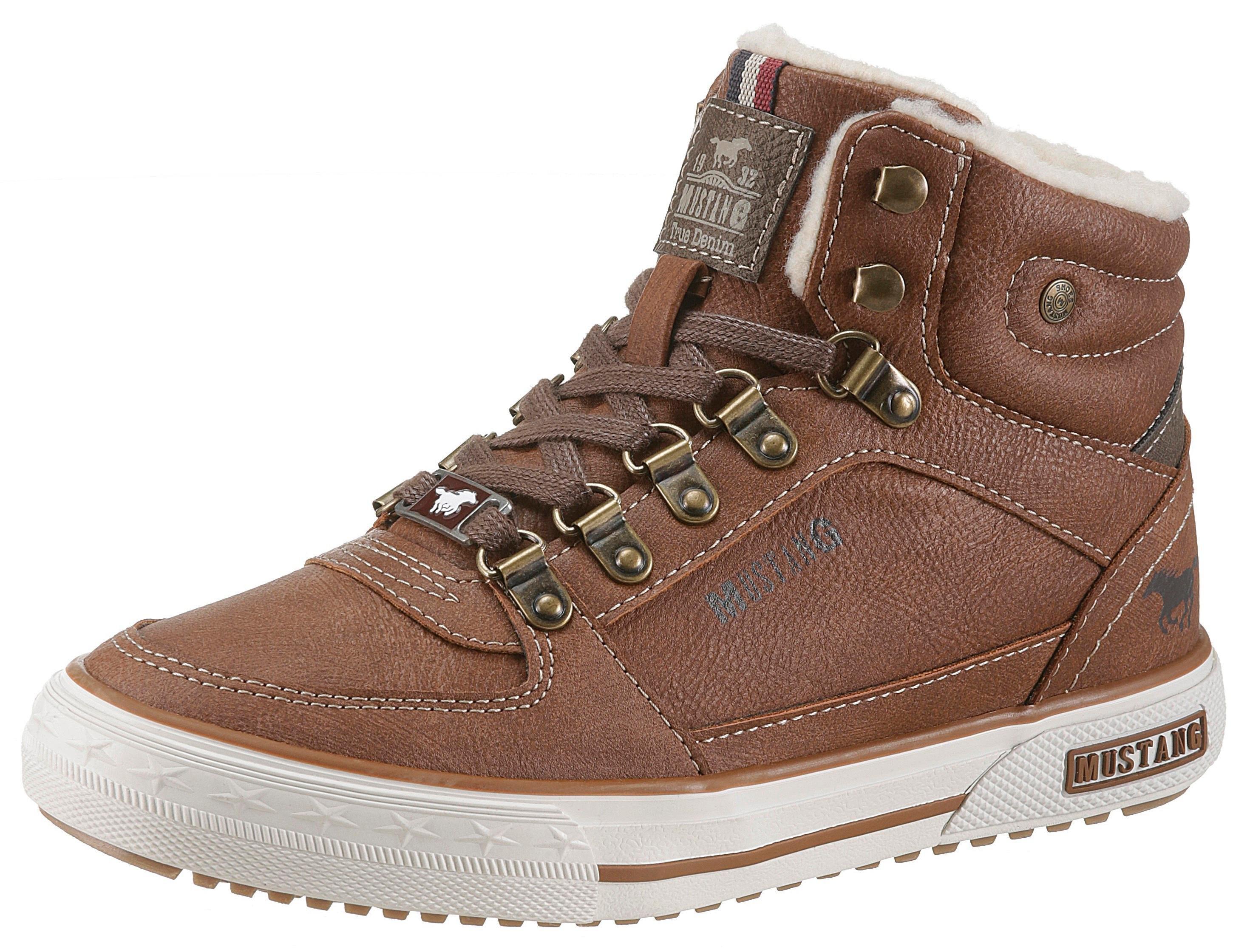 Mustang Shoes sneakers nu online kopen bij OTTO