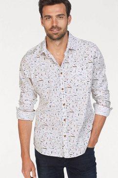 no excess overhemd met lange mouwen wit
