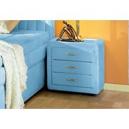 nachtkastje blauw