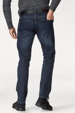 pepe jeans regular fit jeans »cash« blauw