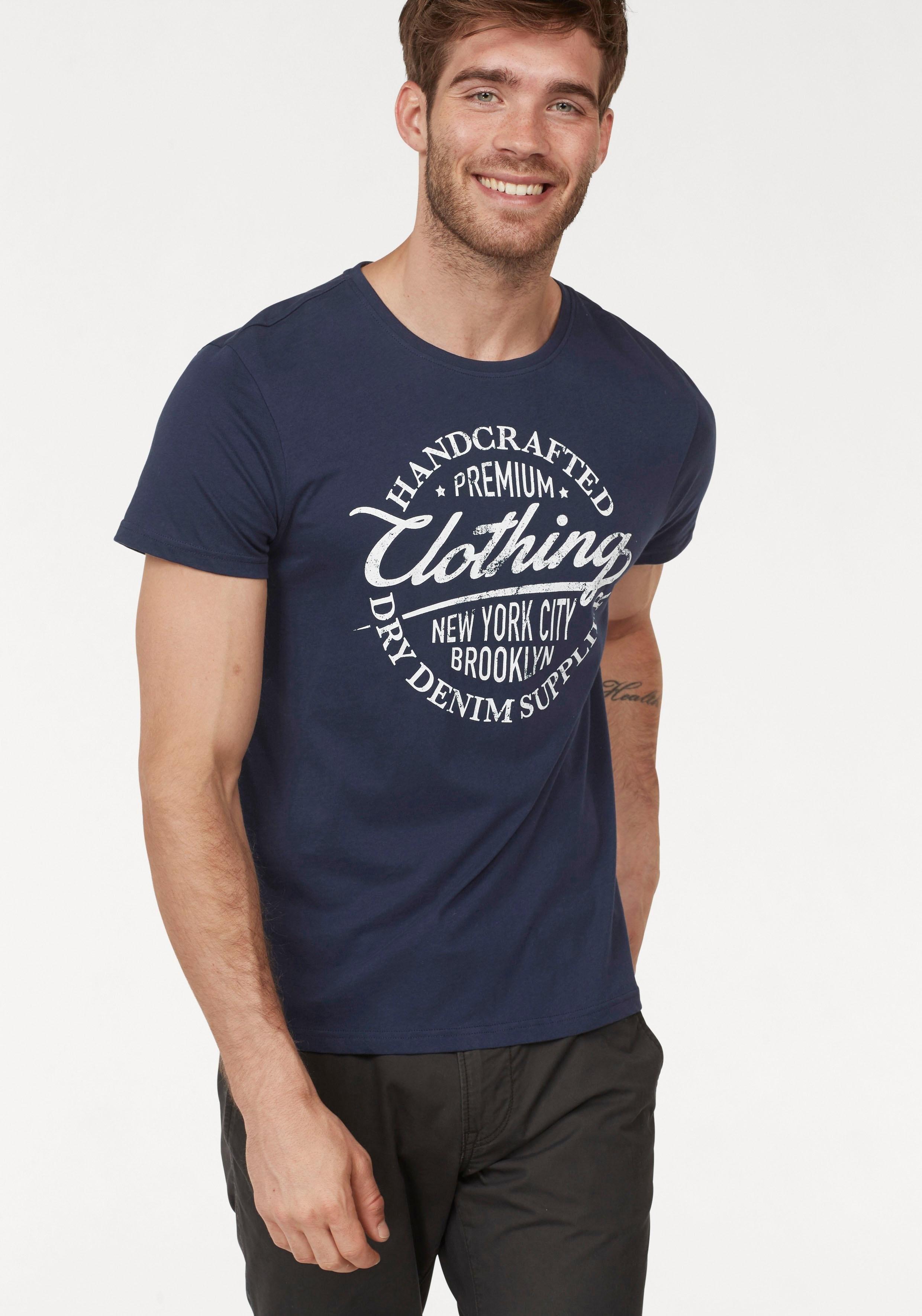 John Devin T-shirt met print bestellen: 30 dagen bedenktijd