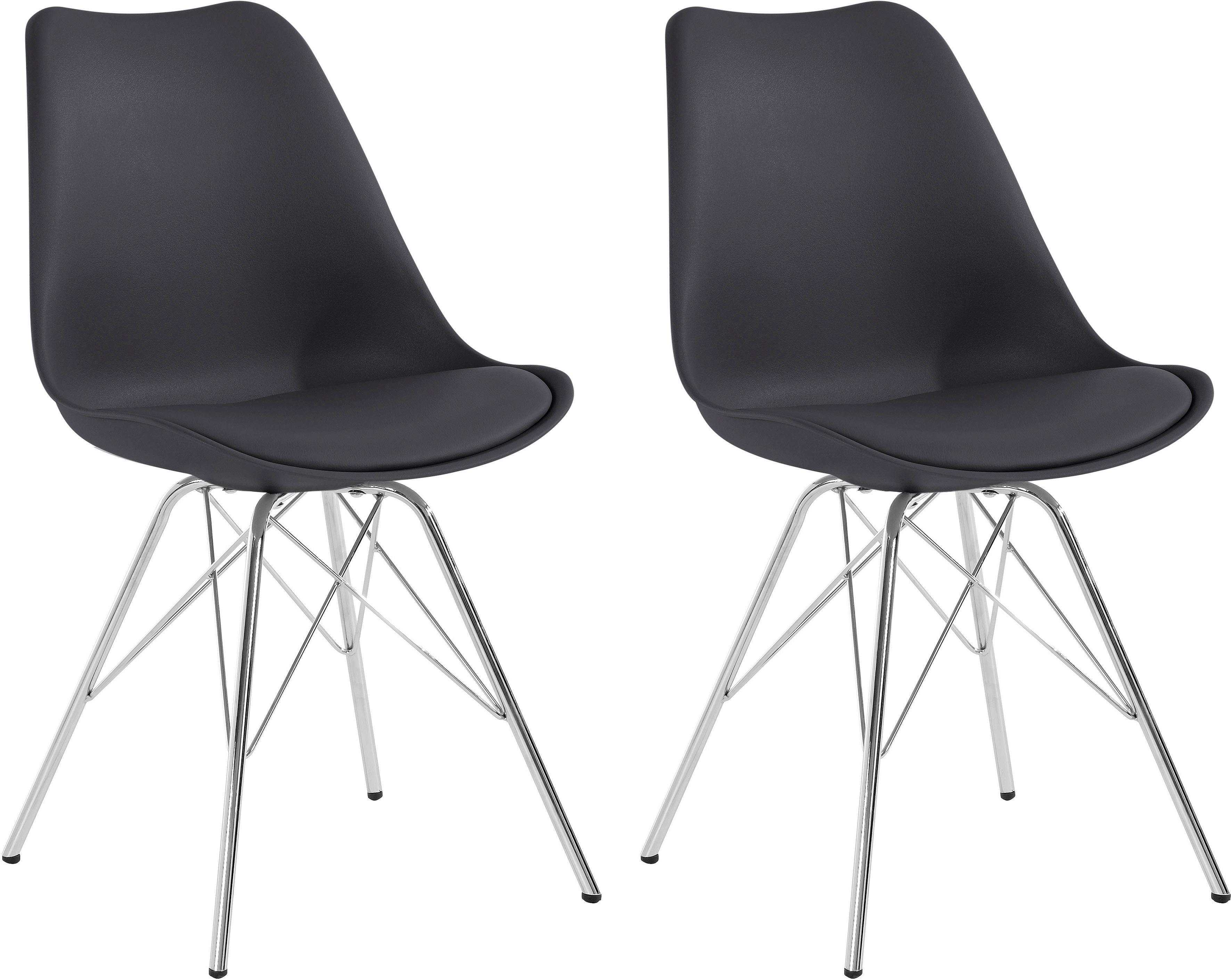 Homexperts STEINHOFF stoel (set van 2) bij OTTO online kopen