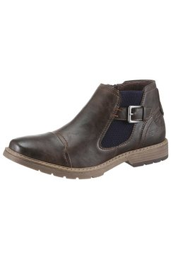 petrolio chelsea-boots bruin