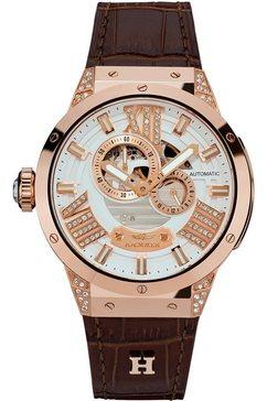 haemmer germany automatisch horloge »amber, gl-400« wit