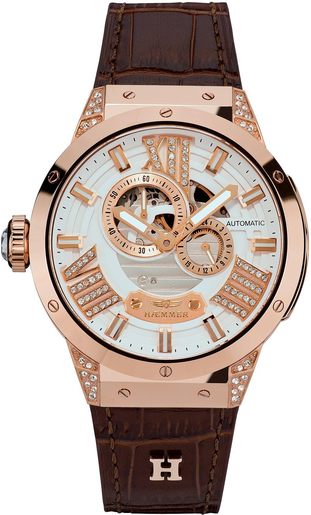 HAEMMER GERMANY automatisch horloge AMBER, GL-400 nu online kopen bij OTTO