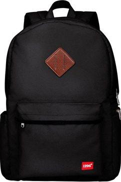 hauptstadtkoffer rugzak met laptopvak, »blnbag u4« zwart