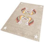 vloerkleed voor de kinderkamer, »bambica 1719«, astra, rechthoekig, hoogte 14 mm, machinaal geweven multicolor