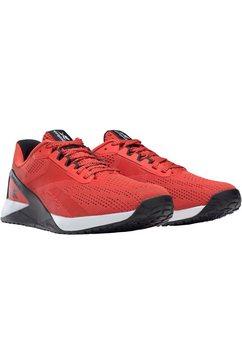 reebok trainingsschoenen nano x1 m rood