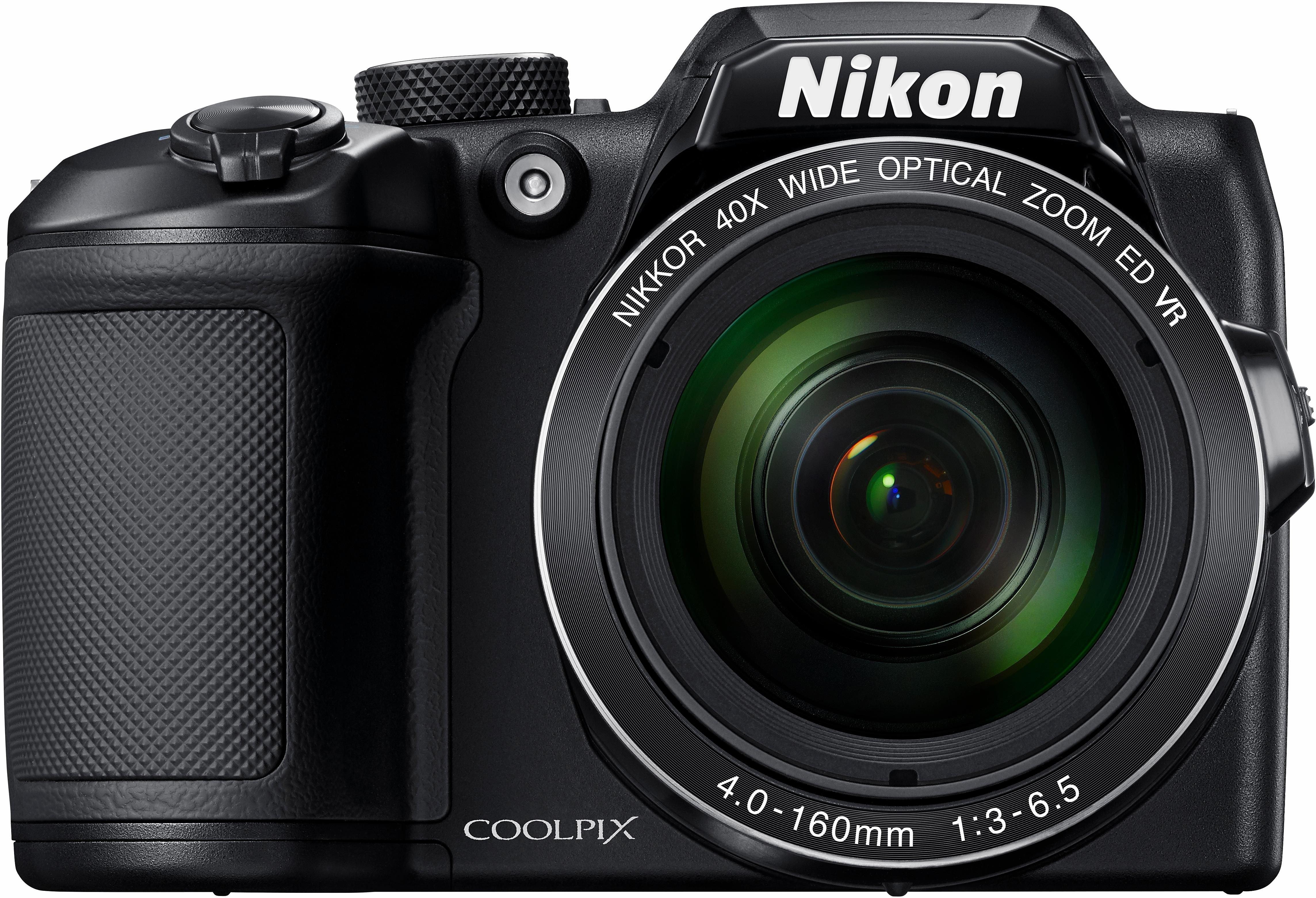 Nikon Coolpix B500 compactcamera, 16 megapixel, 40x optische zoom, 7,5 cm (3 inch) display bij OTTO online kopen