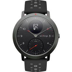 withings fitness-horloge steel hr sport zwart
