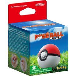 nintendo switch controller »pokéball plus« multicolor