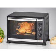 rommelsbacher »bg 1550 back-grill-ofen« mini-oven zwart