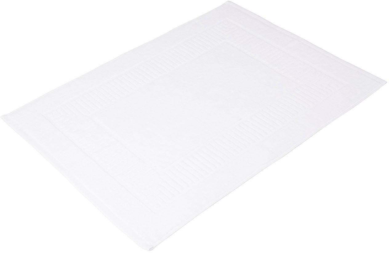 Gözze Badmat »Bio Uni«, hoogte 7 mm, geschikt voor vloerverwarming voordelig en veilig online kopen