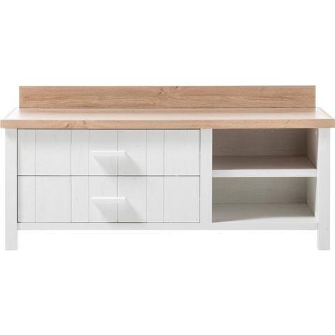 Home affaire tv-meubel Cottage, breedte 140 cm