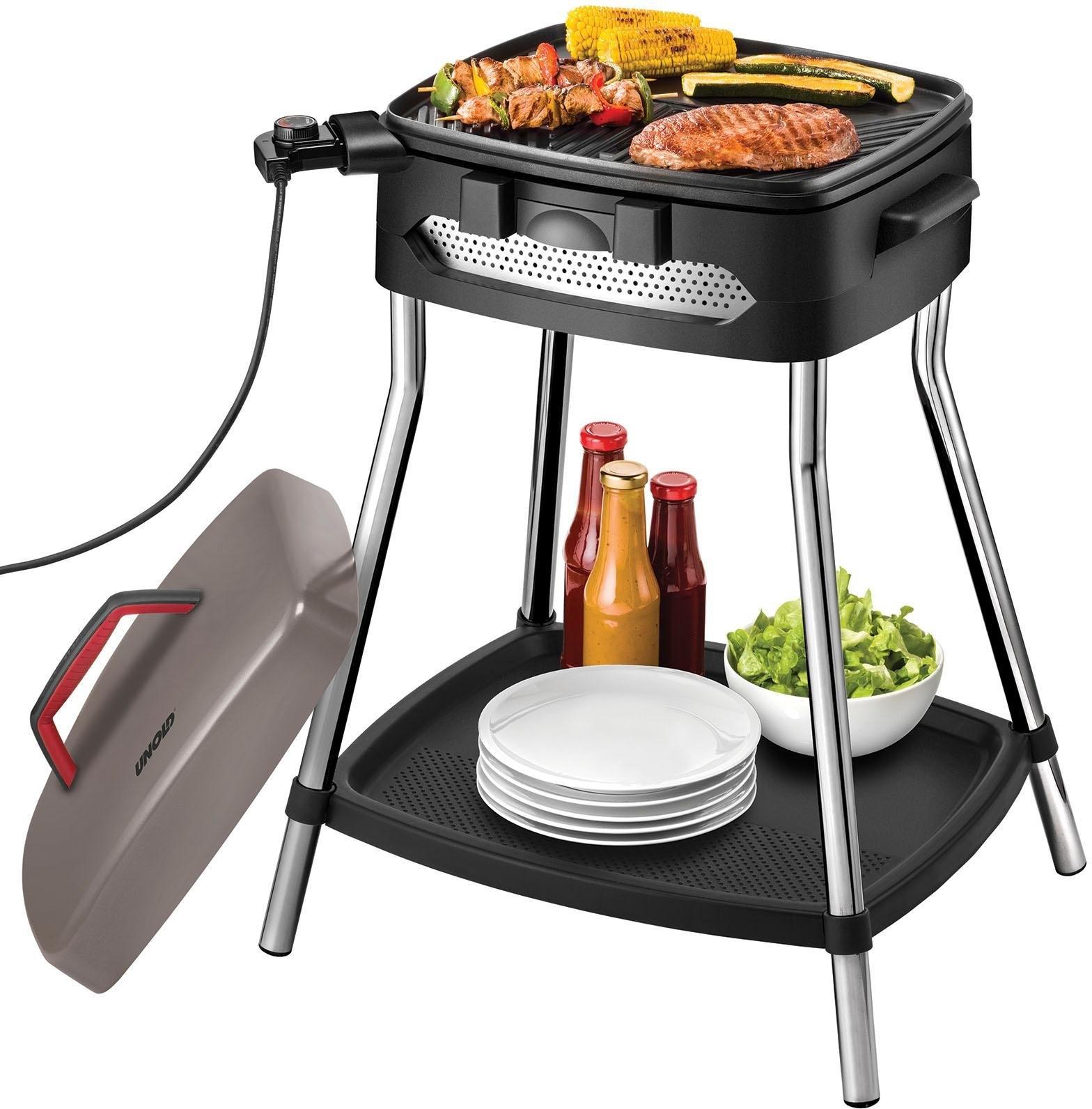 Unold grill Barbecue Power Grill 58580, 2000 watt bestellen: 30 dagen bedenktijd