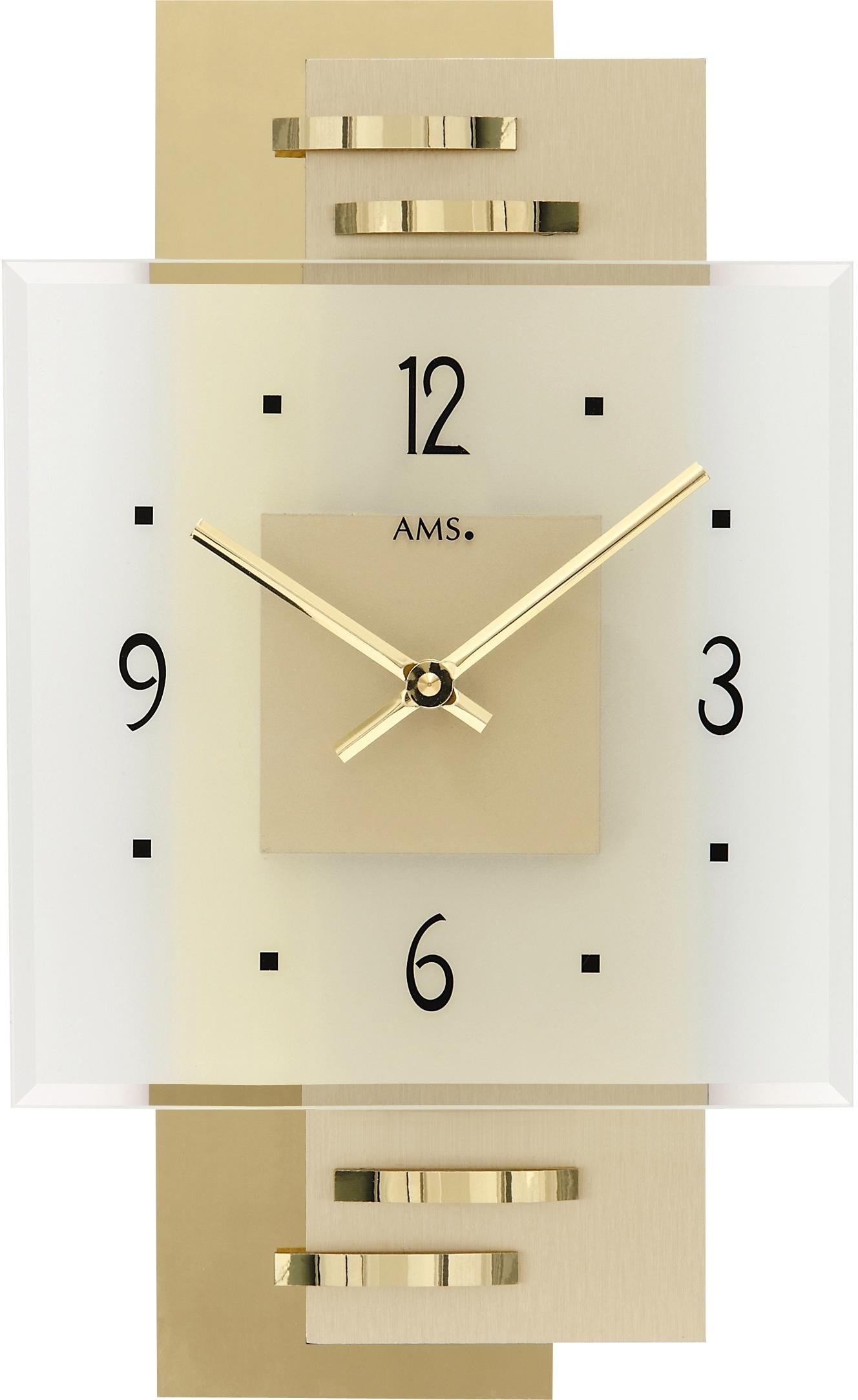 AMS wandklok W9241 voordelig en veilig online kopen
