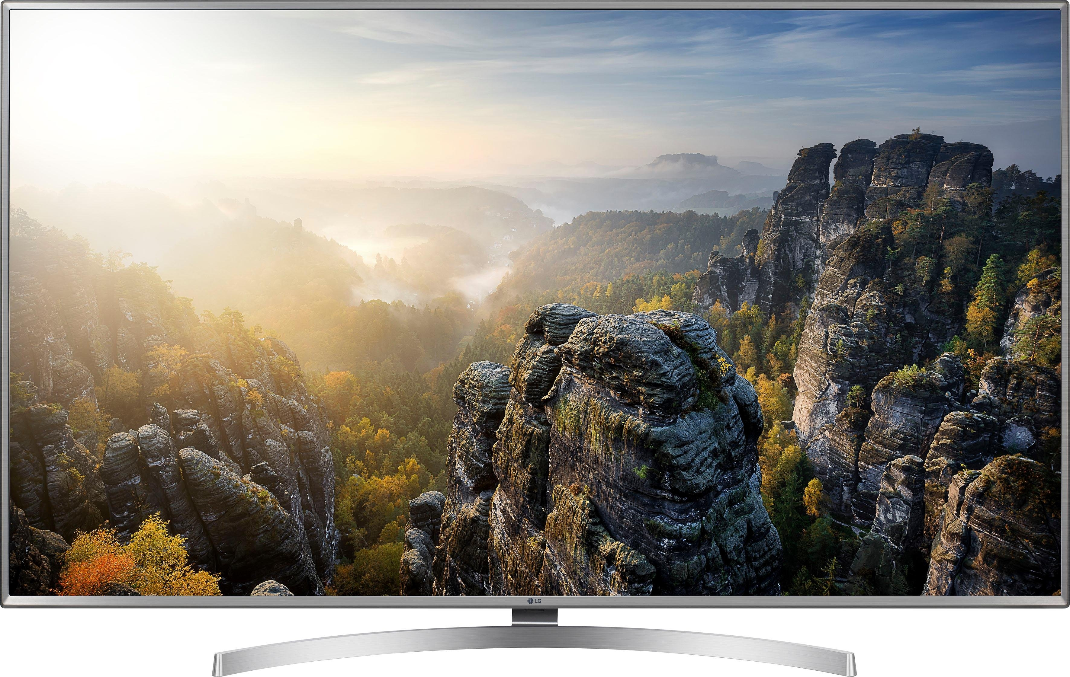 LG 70UK6950PLA led-tv (178 cm / (70 inch), 4K Ultra HD, smart-tv voordelig en veilig online kopen