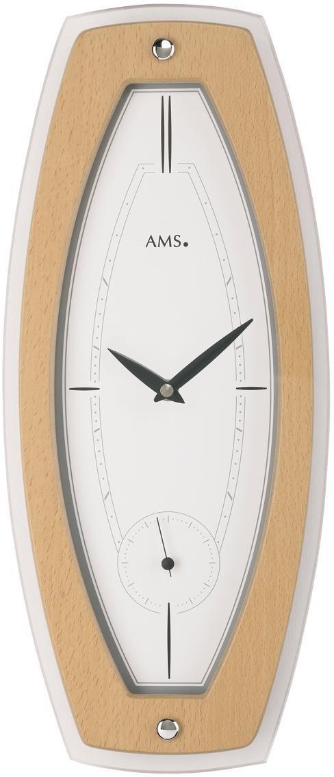 AMS wandklok »W9357« veilig op otto.nl kopen