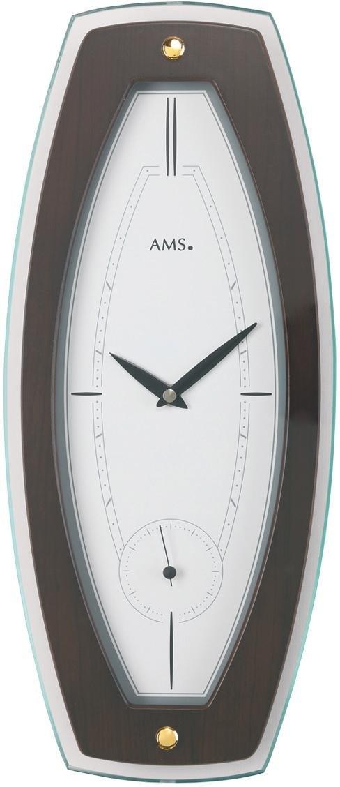 AMS wandklok W9357x1 bestellen: 30 dagen bedenktijd