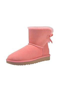 ugg boots zonder sluiting »satin bow mini« oranje
