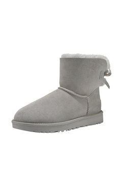ugg boots zonder sluiting »mini bailey bow 2« grijs