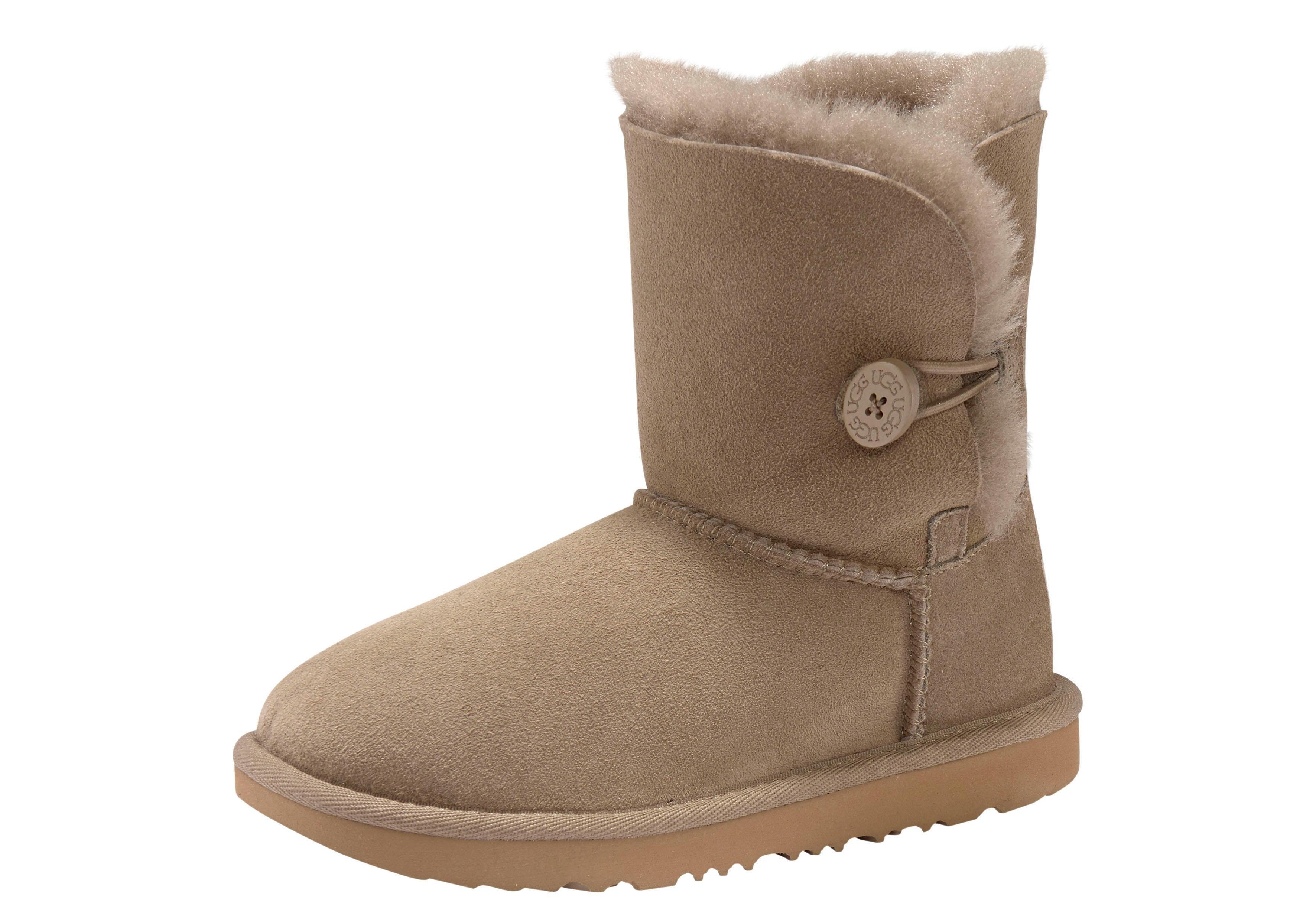 Ugg boots zonder sluiting »Bailey Button 2« online kopen op otto.nl