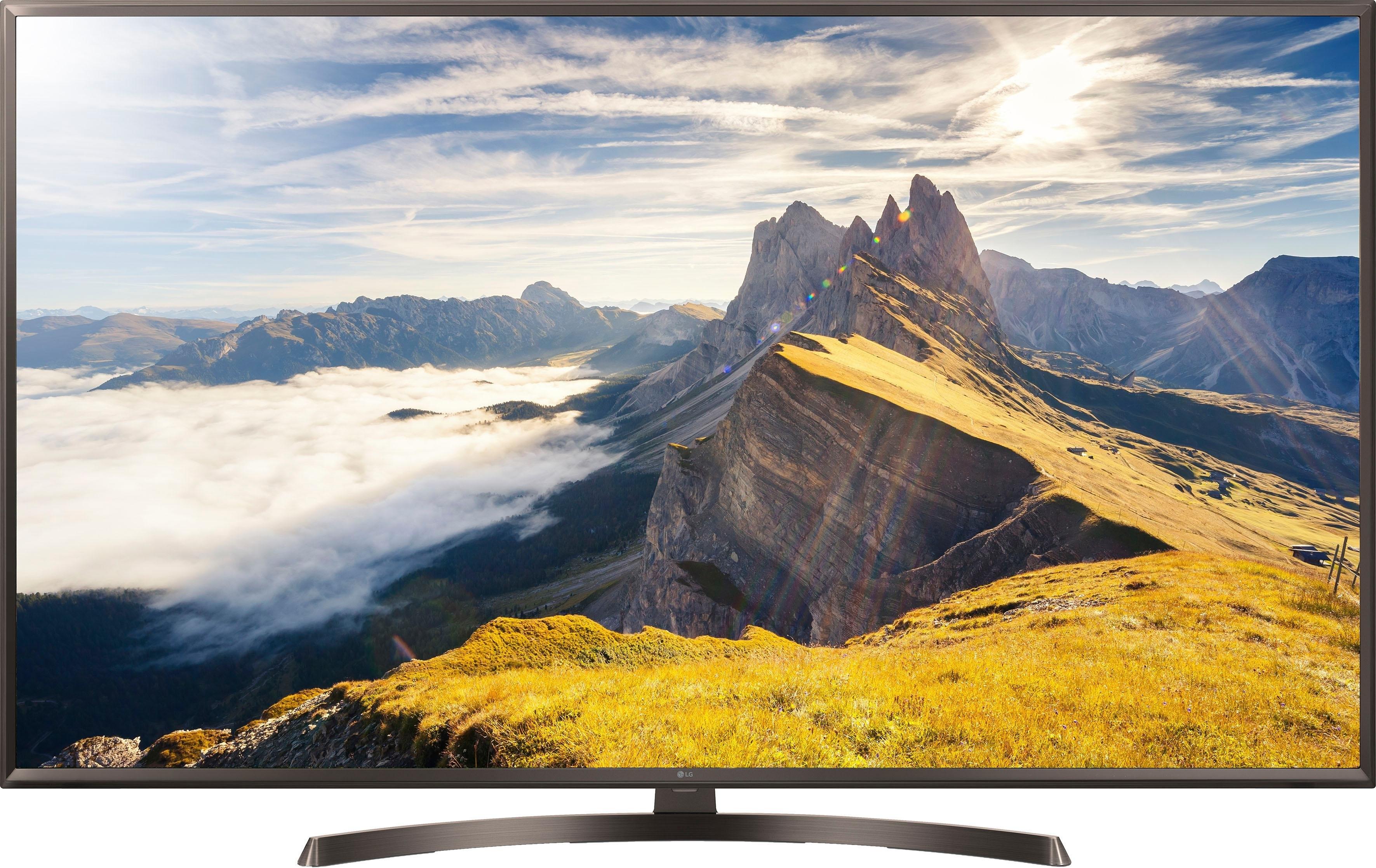 LG 55UK6400PLF led-tv (139 cm / (55 inch), 4K Ultra HD, smart-tv bestellen: 14 dagen bedenktijd