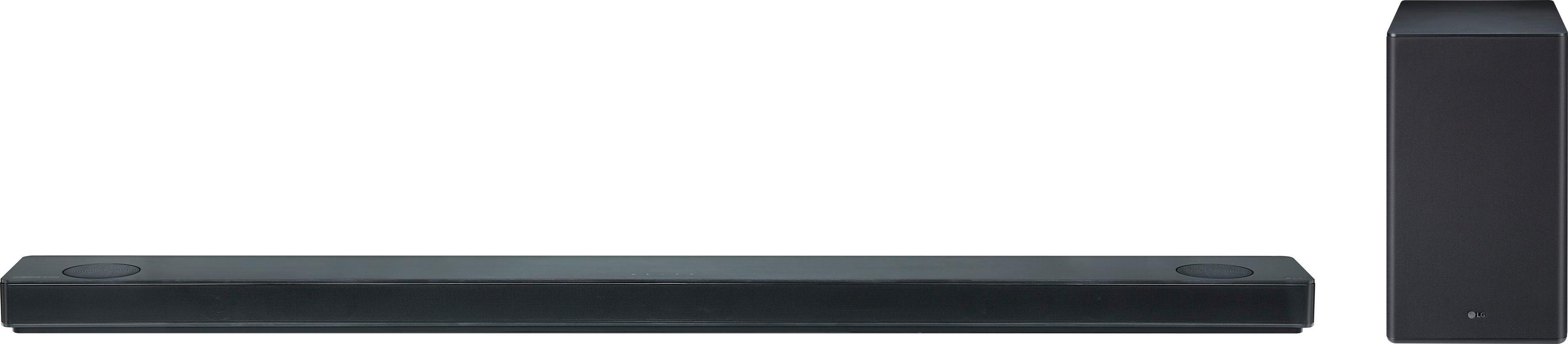 LG »SK10Y« soundbar (bluetooth, wifi, LAN (ethernet), Hi-Res, Chromecast, Google Assistant, 550 W) nu online kopen bij OTTO
