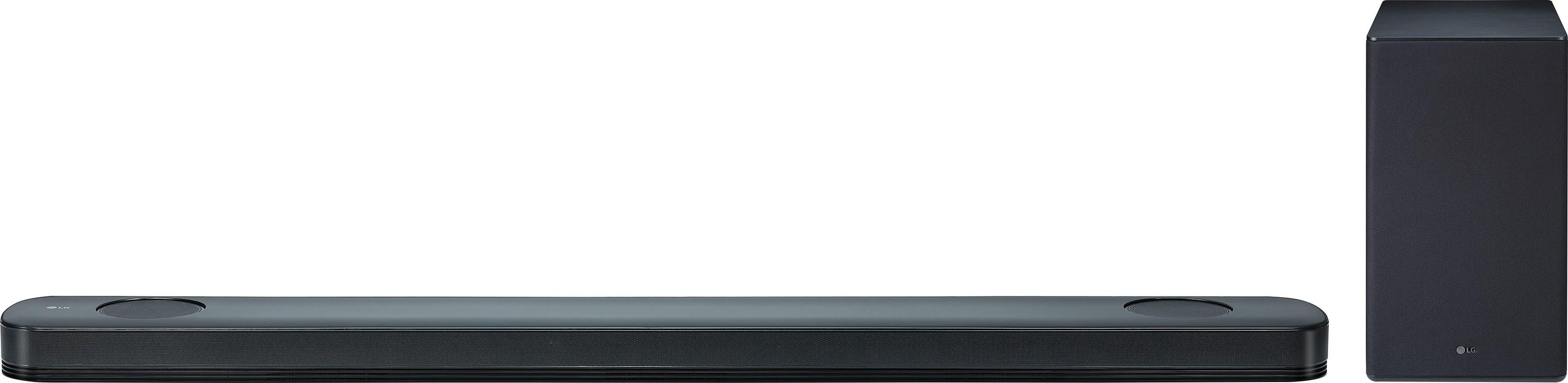 LG »SK9Y« soundbar (bluetooth, wifi, LAN (ethernet), Hi-Res, Chromecast, Google Assistant, 550 W) nu online kopen bij OTTO