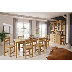 """home affaire stoel """"indra"""" beige"""
