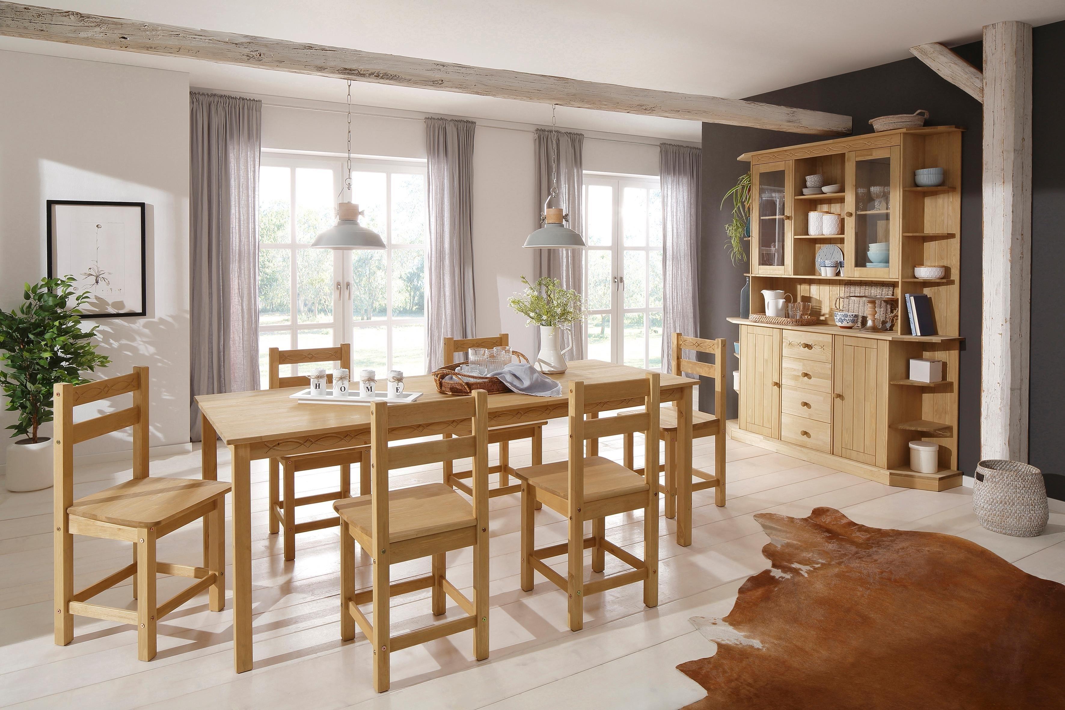 Home affaire stoel Indra (set) - gratis ruilen op otto.nl