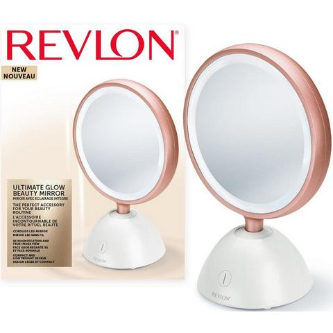 Revlon vergrotingsspiegel Ultimate Glow RVMR9029UKE, oplaadbaar via USB