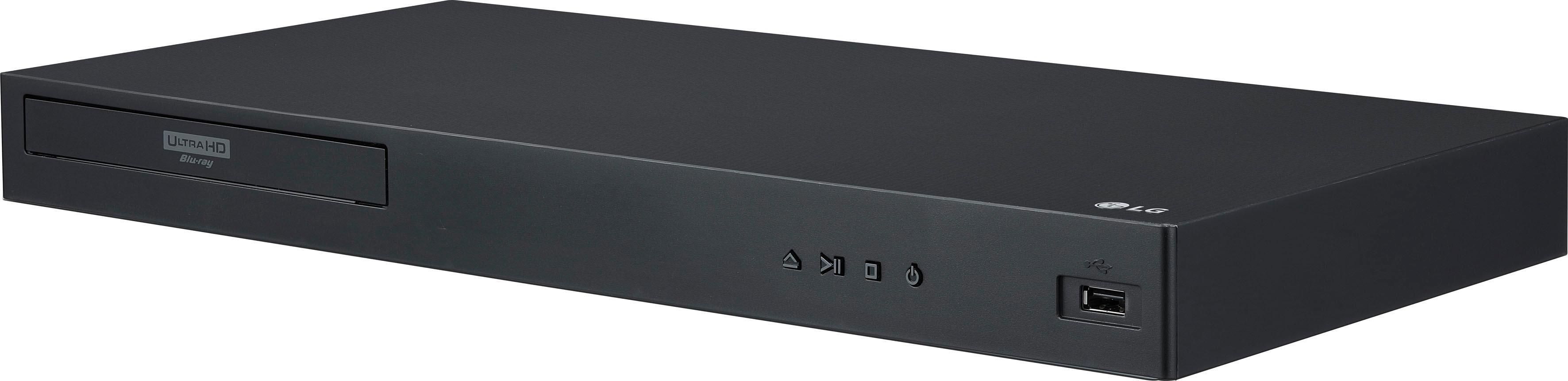 Op zoek naar een LG »UBK90« blu-rayspeler (4k Ultra HD, WLAN, 4K Upscaling)? Koop online bij OTTO