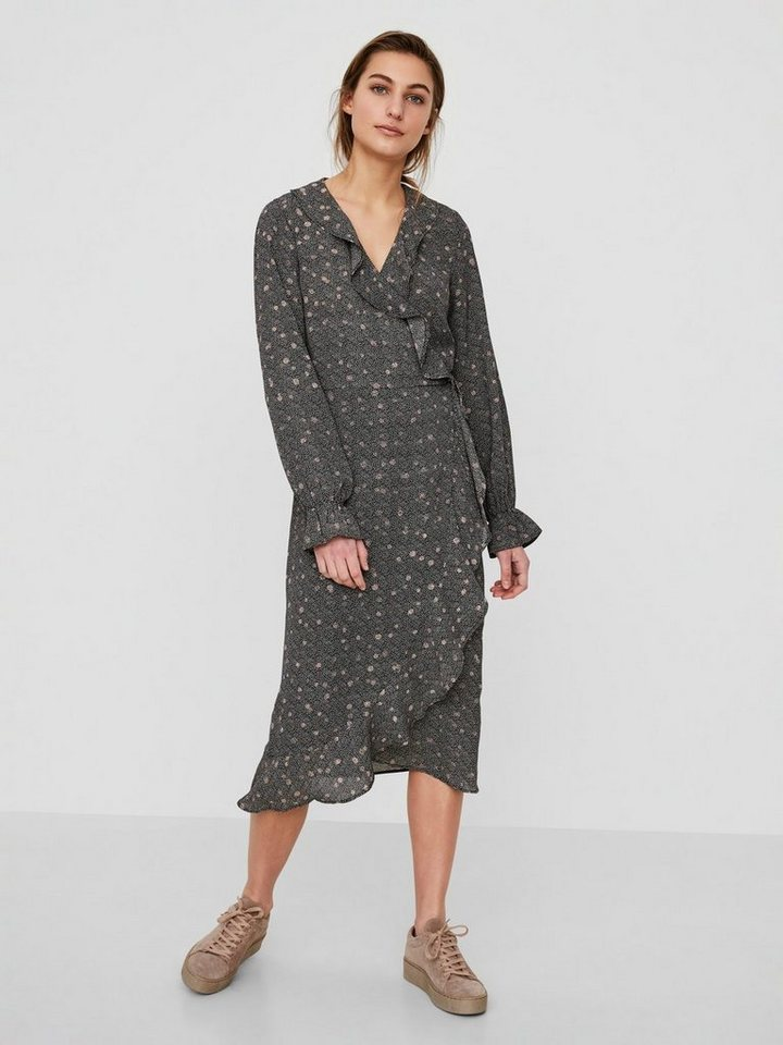 Vero Moda Aware Maxi jurk zwart