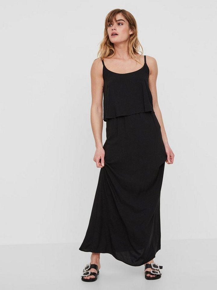 Vero Moda zomerse Maxi jurk zwart