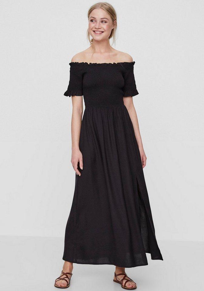 Vero Moda maxi-jurk ALEXA zwart
