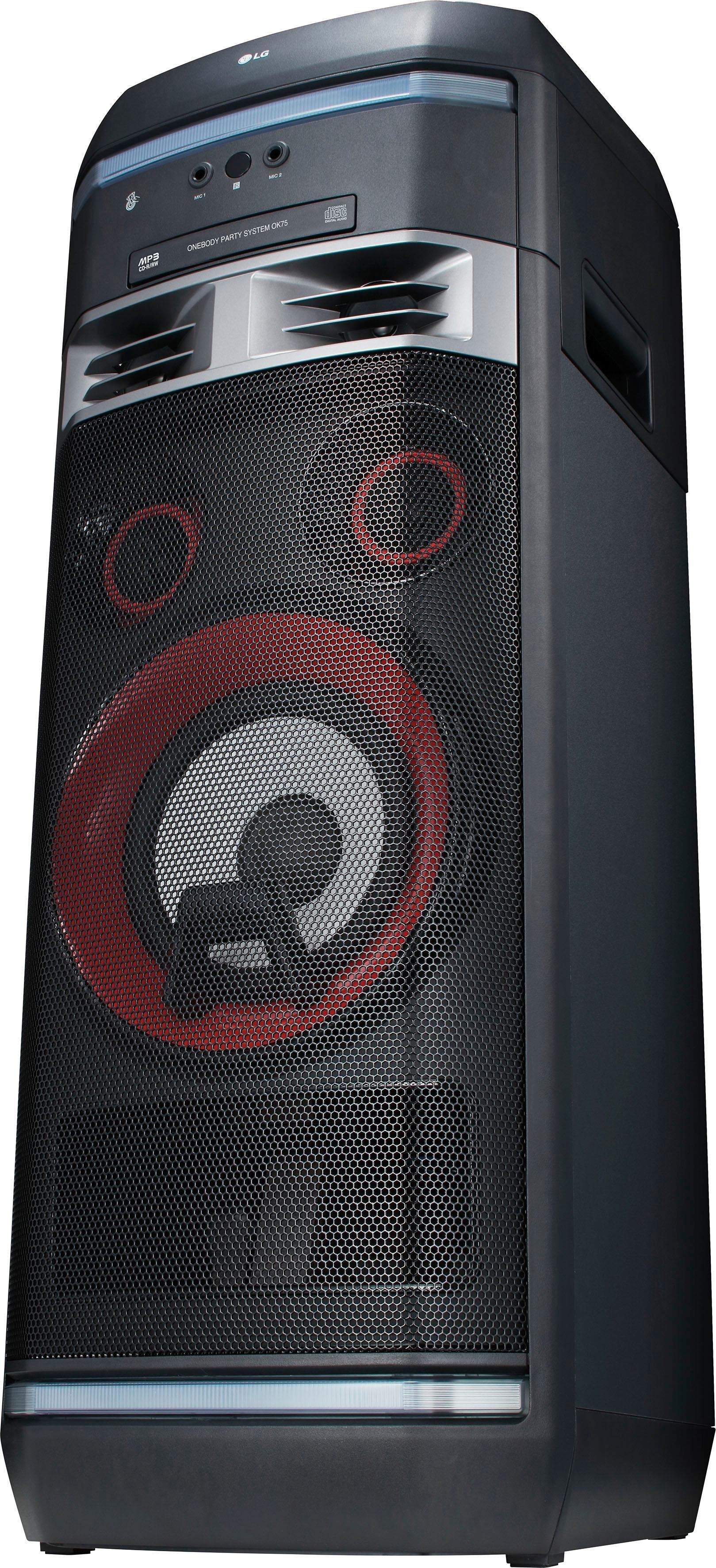 Op zoek naar een LG »OK75« stereoset (bluetooth, FM-tuner, 1000 W)? Koop online bij OTTO