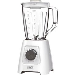 krups blender kb4201 blendforce, 600 w wit
