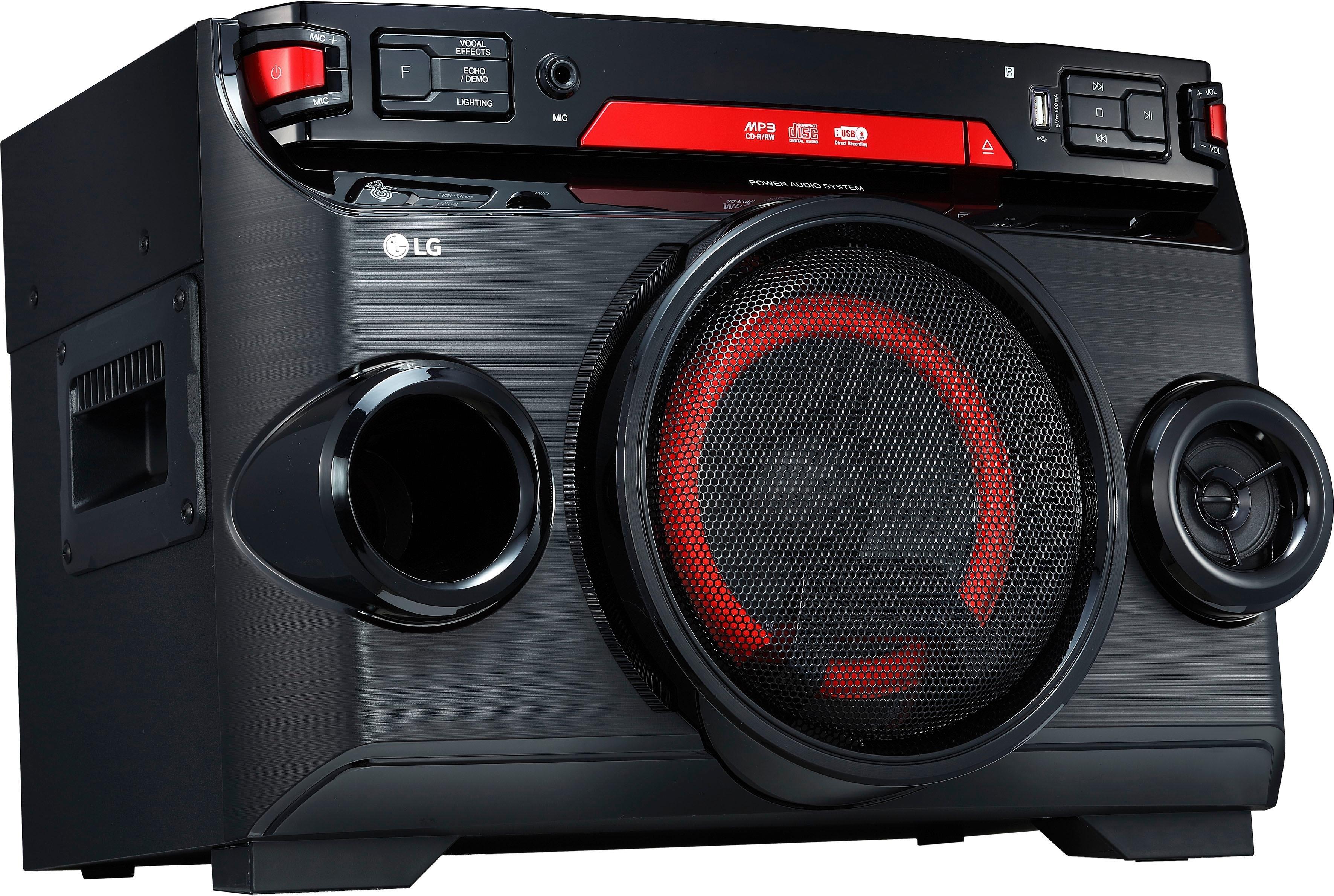 LG »OK45« micro-set (bluetooth, FM-tuner met RDS, 220 W) bij OTTO online kopen