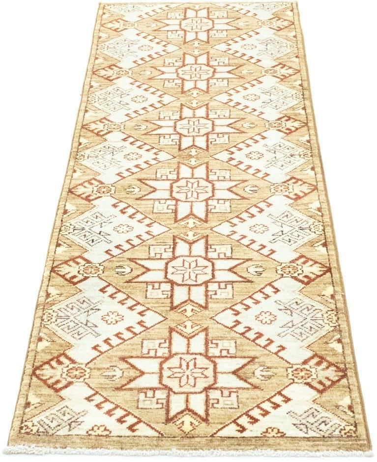 morgenland wollen kleed Ziegler Teppich handgeknüpft beige voordelig en veilig online kopen
